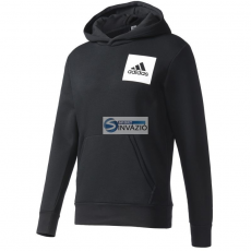 Adidas Blúz adidas Essentials Chest Logo Pullover Hood Fleece M S98769