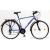 CSEPEL Traction 100 Kék Matt 21S 2016 28/23 Férfi Trekking Kerékpár