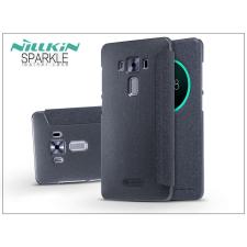 Nillkin Asus Zenfone 3 Deluxe (ZS570KL) oldalra nyíló flipes tok - Nillkin Sparkle - fekete tok és táska