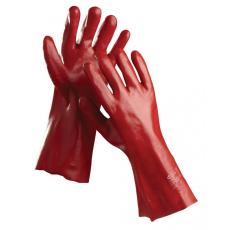REDSTART 45 cm mártott PVC kesztyű
