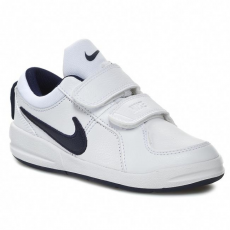 Nike Cipők NIKE - Pico 4 454500 101 White/Midnight Navy