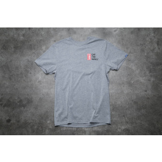 Vans Off The Wall III Tee Heather Grey