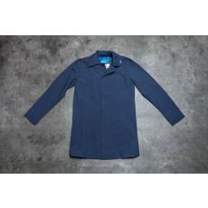 by Parra Nylon Rain Coat Navy Blue