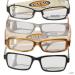 FOSSIL Szemüvegkeret Szemüvegkeret geSzélesség 11 modell fekete Cherry OF2024200 barna