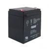 CASIL CA1240 12V 4Ah akkumulátor, T1/F1