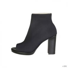 Made In Italia készült Italia női boka csizma cipő ZAMA_fekete_