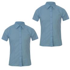GIORGIO Rövidujjú ing Giorgio 2 Pack School Shirts gye.