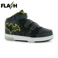 Character gyerek cipő villogó talppal - Batman - Character Lights Infants Hi Tops