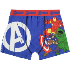 Character kisgyerek boxeralsó - Avengers - Character Single Boxer Infant Boys