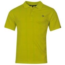 DunlopCheck Golf férfi pólóing, piképóló