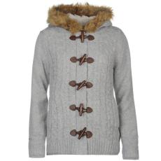 SoulCal Toggle bélelt női pulóver