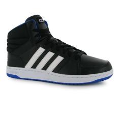 adidas Hoops Mid Leather férfi tréningcipő| edzőcipő