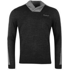Pierre Cardin Shawl férfi kötött pulóver