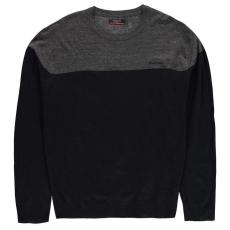 Pierre Cardin XL Block férfi kötött pulóver - EXTRA NAGY MÉRETEKBEN