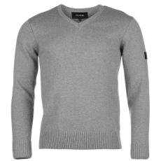 Firetrap Europa férfi kötött pulóver