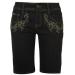 Lee CooperC Embroidered női rövidnadrág, short