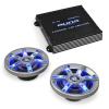 Electronic-Star BeatPilot FX-202 autós hifi szett, hangfalak, erősítő