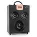 Auna Central Park, 2.1 bluetooth hangfal, USB, SD, hordozható, fekete