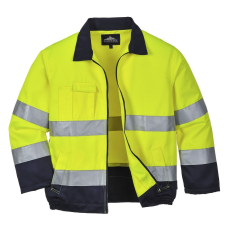 TX70 - Madrid HiVis kabát (SÁRGA M)