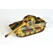 Modelcollect Germany WWII E-75 Heavy Tank with 128gun 1945 makett AS72024