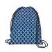 ecozz Zsinóros hátizsák Squares Blue - ecozz