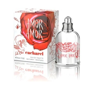 Cacharel Amor Amor By Lili Choi EDP 50 ml
