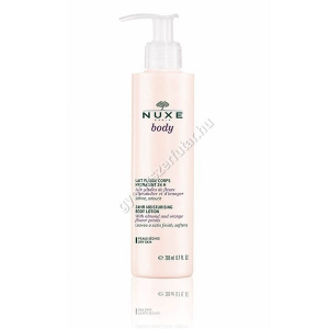 Nuxe Body 24 órás hidratáló testápoló 200ml