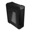 Aerocool LS 5200 BLACK ATX PC ház, tápegység nélkül, USB 3.0