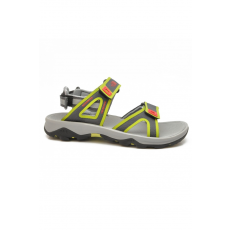 North Face M HEDGEHOG SANDAL II GLG GRIFFIN GREY/LANTERN GREEN