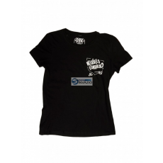Dorko Női Rövid ujjú T Shirt HALOTT PÉNZ T-SHIRT
