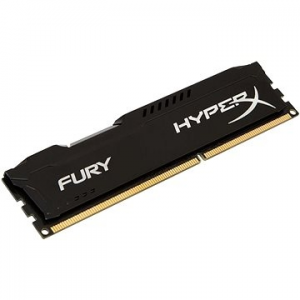 Kingston 4 gigabájt DDR3 Kingston HyperX 1600MHz CL10 düh Black Series
