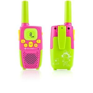 GoGEN rádió Maxi P rózsaszín-zöld