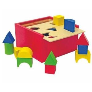 Woody Box gyakorló formák
