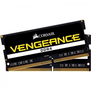 Corsair SO-DIMM 16 gigabájt KIT DDR4 2666MHz CL18 Fekete Vengeance