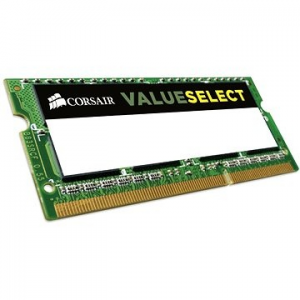 Corsair SO-DIMM 4 gigabájt DDR3 1600MHz CL11
