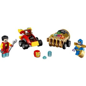 LEGO Super Heroes Iron Man vs. Thanos 76072