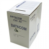 Datacom Adatátviteli, sodrott (sodrott), CAT5E UTP, 305 m / doboz
