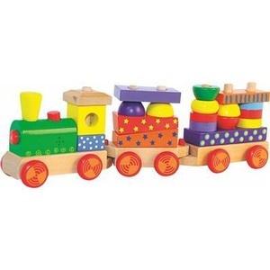 Woody Összecsukható vonat fény