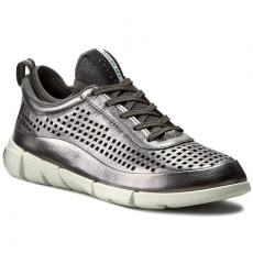 Ecco Sportcipő ECCO - Intrinsic 1 86001359222 Dark Shadow Metallic