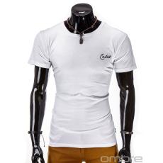 Póló S 504 fehér