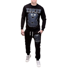 Szabadidő garnitúra Z03 fekete