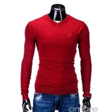 Pulóver E 74 piros