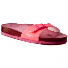 Pepe Jeans Papucs PEPE JEANS - Oban Fluor PLS90279 Neon Pink 335