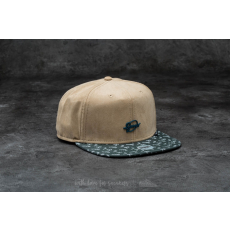 Djinn's 6 Panel Differently Snapback Nature