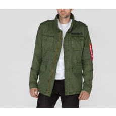 Alpha Industries HUNTINGTON - dark olive