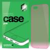 Xprotector Szilikon tok Case Pink ultra vékony 0.33 mm Samsung S4 (i9500) készülékhez
