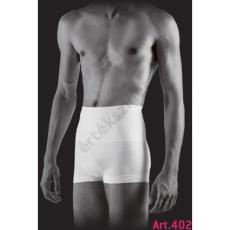 Férfi alakformáló boxer, Farmacell 402, fehér, L