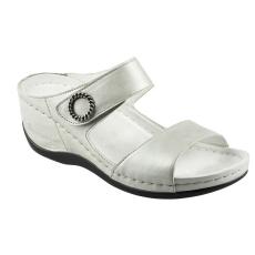 Berkemann Michella ezüst papucs