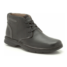 Clarks Senner Rise fekete férfi cipő