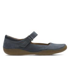 Clarks AUTUMN STONE kék cipő